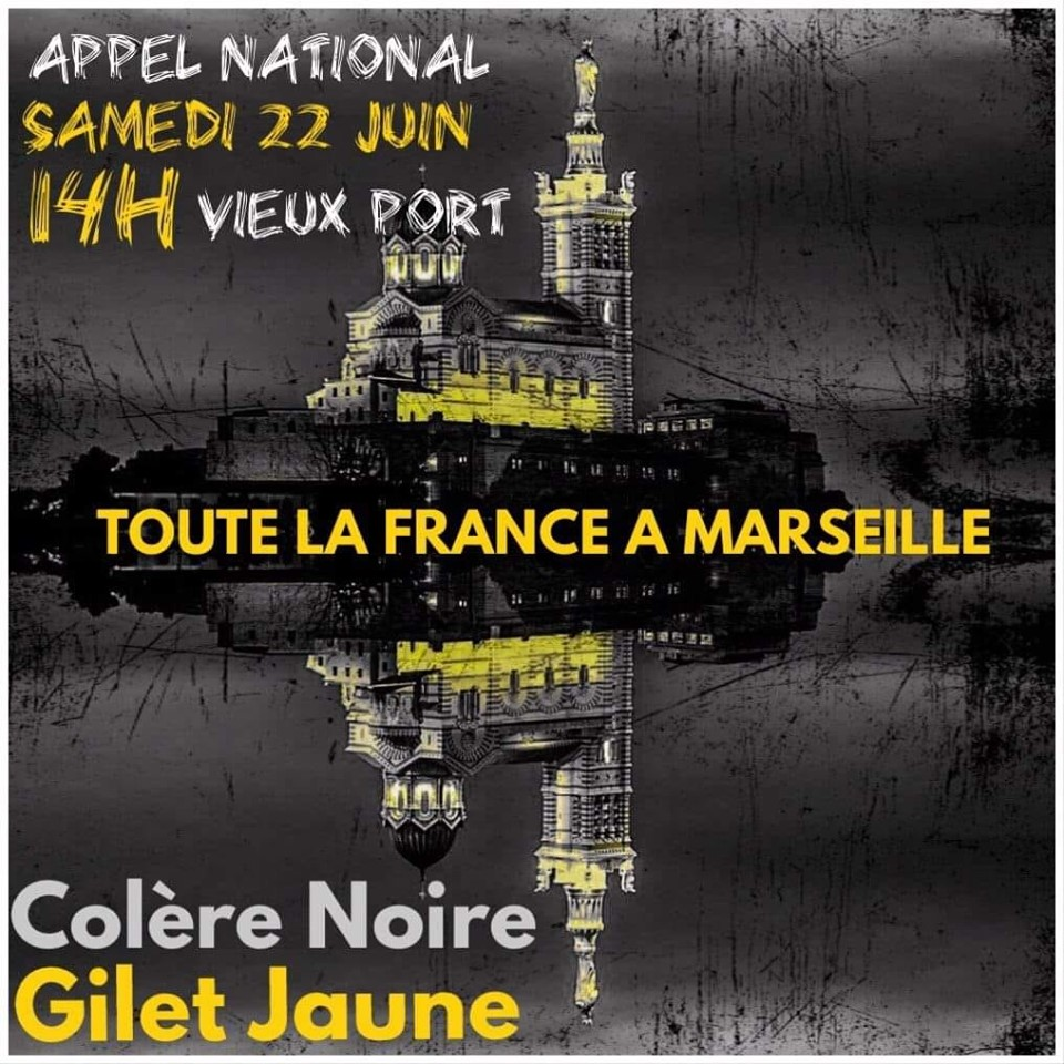 Appel national Marseille